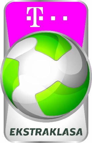 Poniżej przedstawiamy logo T-Mobile Ekstraklasa.